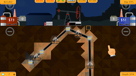 Petroleum - Explore, drill & sell! APK screenshot thumbnail 3
