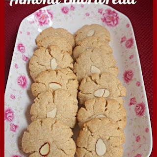 Almond Shortbread Cookies