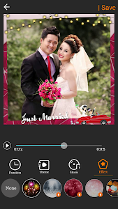Wedding Video Maker screenshot 5