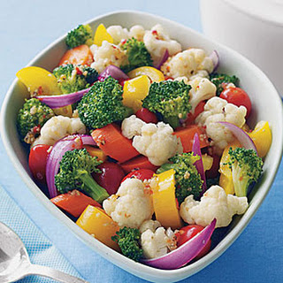 Chunky Vegetable Salad