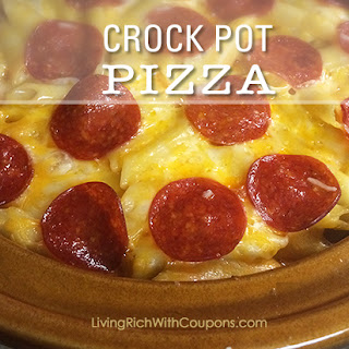 Crock Pot Pizza Pasta Recipes