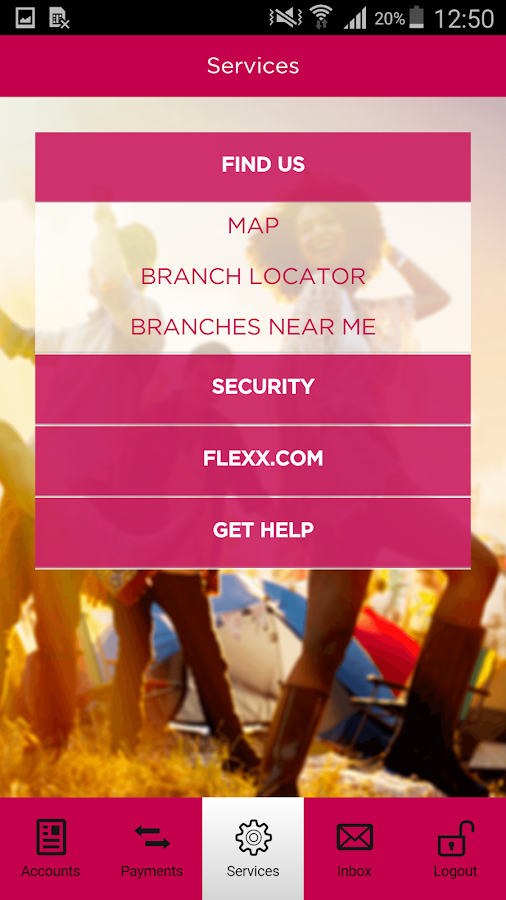 FCMB Flexx Mobile- screenshot