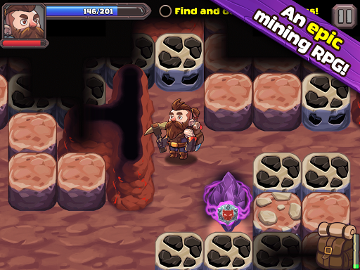 Mine Quest 2 - Mining RPG 2.2.5 screenshots 11