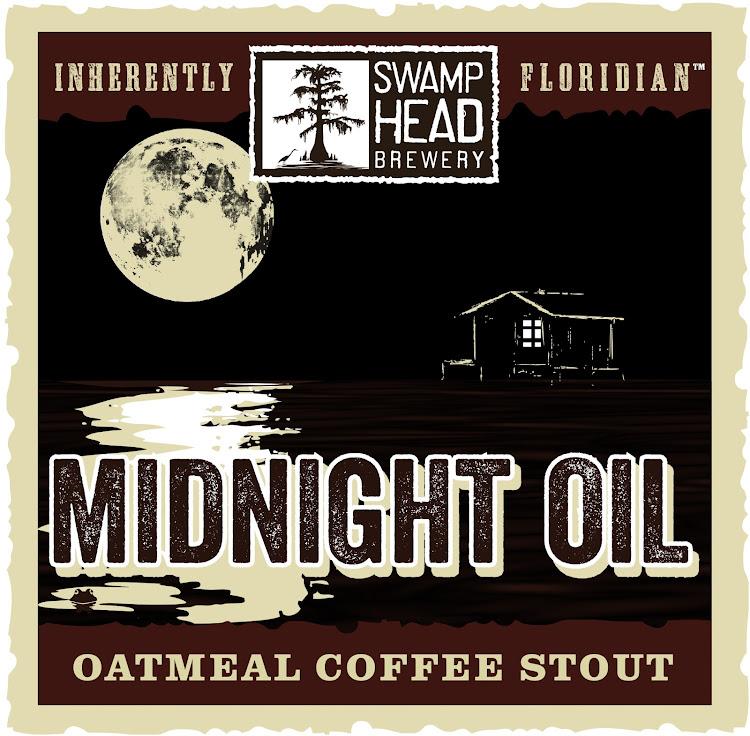 Logo of Swamp Head Midnight Oil
