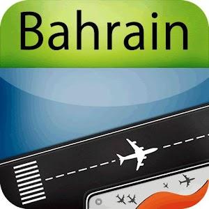 Bahrain Airport BAH Radar gulf air Flight Tracker
