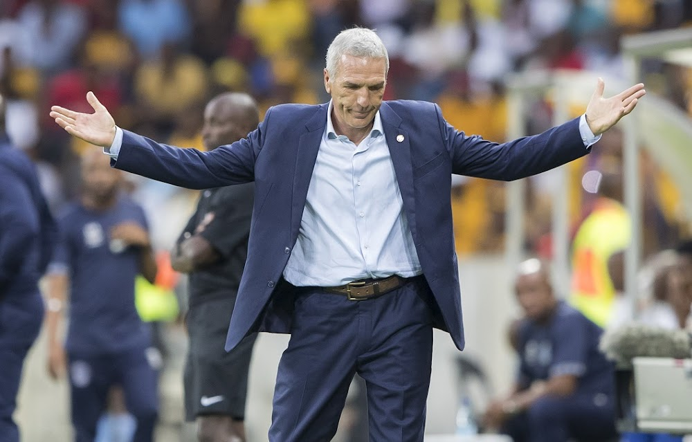 Kaizer Chiefs stunned again by Maritzburg in potential title blow - TimesLIVE