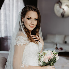 Wedding photographer Nina Zverkova (ninazverkova). Photo of 20.12.2018