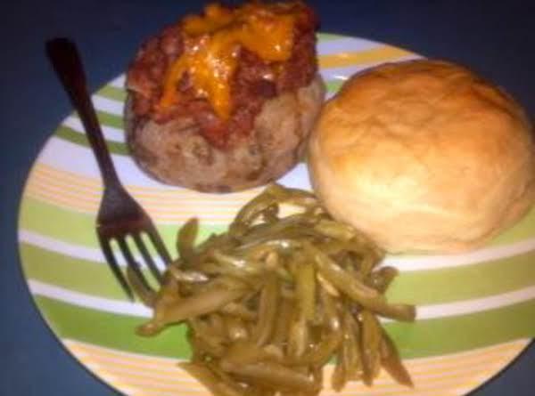 Sloppy Joe Meat & Potatos Recipe