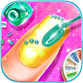 My Nails Manicure Spa Salon - Girls Game