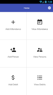 Daily Attendance Sheet for PC-Windows 7,8,10 and Mac apk screenshot 2