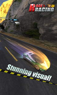 Rage Racing 3D- screenshot thumbnail