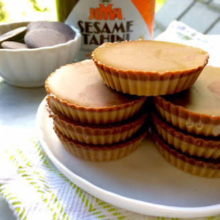 Sugar Free Low Carb Halvah Cups