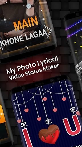 My Photo Lyrical Video Status Maker With Music ss2
