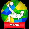 Menu Brasileirão 2020 ABCD icon