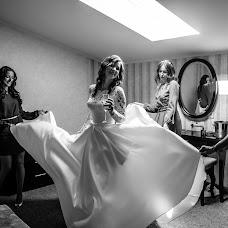 Wedding photographer Ruslana Makarenko (mlunushka). Photo of 19.10.2017