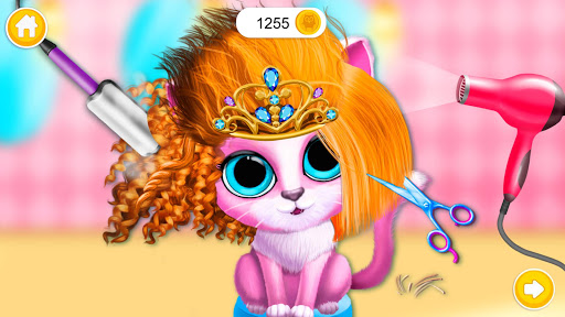 Kiki & Fifi Pet Friends - Virtual Cat & Dog Care 4.0.93 screenshots 11