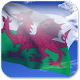 3D Welsh Flag (app)