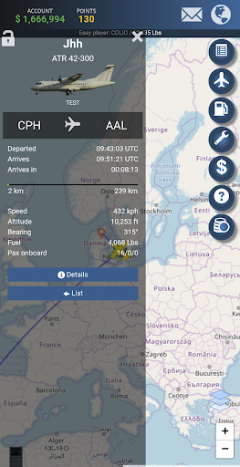Airline Manager 4 1.1.5 screenshots 2