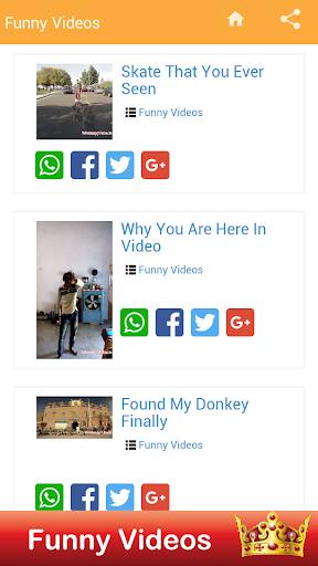 Funny Videos - WhatsappTube