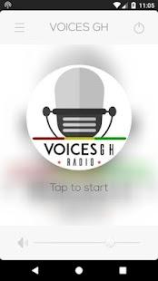 Voices GH Radio - náhled