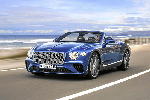 Bentley will of course follow the Continental GT with a droptop GTC version. The company is currently developing the model ahead of a reveal later in 2018 but here you can see our artist's rendering of what the new GTC is likely to look like. Picture: Picture credit: SPIEDBILDE/BRIAN WILLIAMS PHOTOGRAPHY