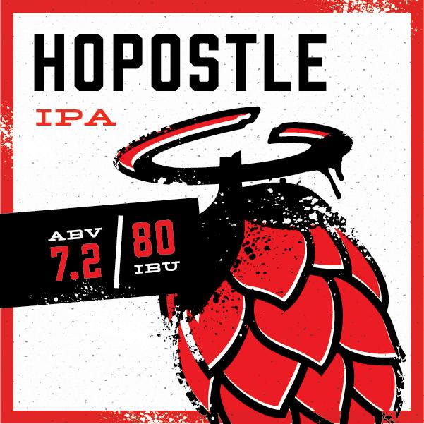 Logo of Back Pew Hopostle IPA