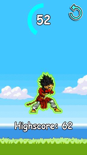 Saiyajin Power 1.1.111 gameplay | by HackJr.Pw 4