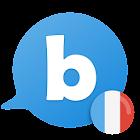 Apprends à parler français avec busuu icon