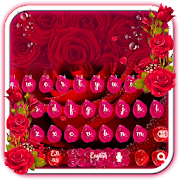 App Beautiful Red Rose petals Keyboard APK for Windows Phone