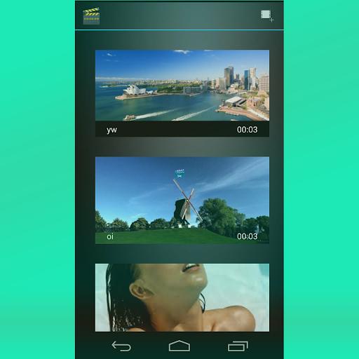VideoC video edit