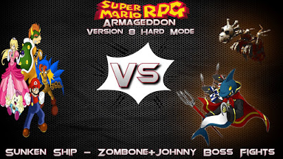 Super mario rpg hard mode patch