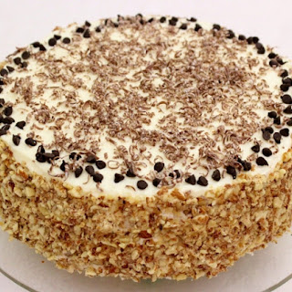 Chocolate Cannoli Cake Recipes