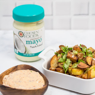 Patatas Bravas with Chipotle Aioli Recipe