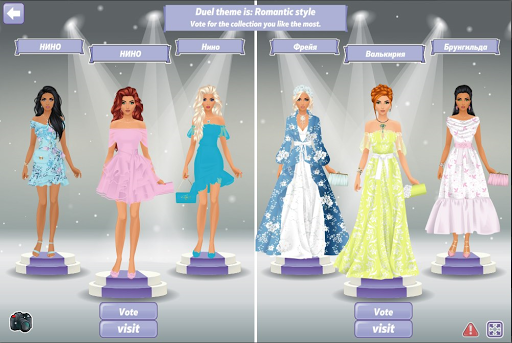 Code Triche The Great Couturier Experience APK MOD screenshots 5