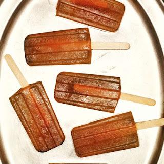 Iced Tea Pops
