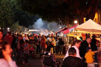 Photo: farmers market in San Luis Obispo