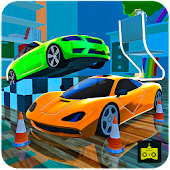 Kids Car Racing Game 2017