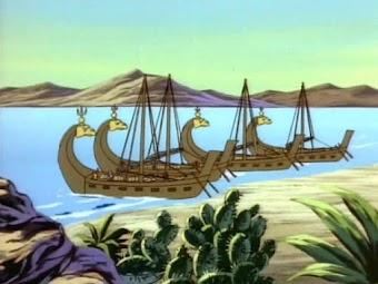Die ersten Seefahrer – Das Abenteuer beginnt
