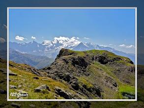 Photo: Chaîne du Mont‐Blanc