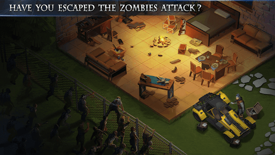 WarZ: Law of Survival MOD 1.8.7 (Unlimited Weapon/Armor) Apk + Data 6