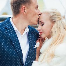 Wedding photographer Evgeniya Dobrotvorskaya (dobrotvorskaya). Photo of 16.11.2016