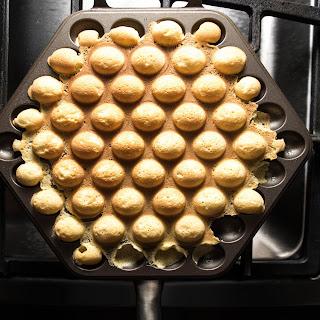 Hong Kong Bubble Waffle Recipe