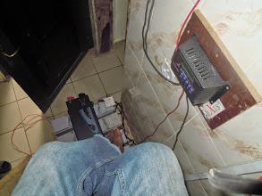 Photo: Solar inverter system