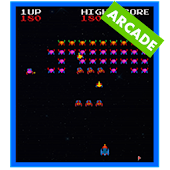 Galaxy Storm: Galaxia Invader (Space Shooter)
