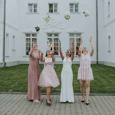 Wedding photographer Małgorzata Mordzińska (mordziska). Photo of 18.08.2017