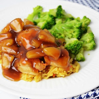 Simple and Easy Sweet and Sour Chicken! Recipe