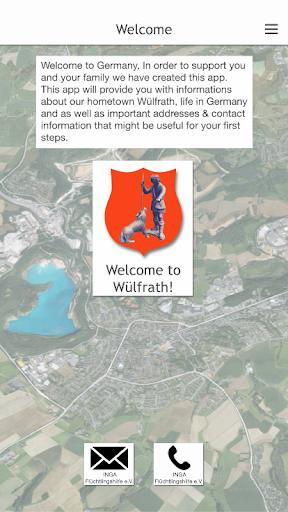 Wülfrath hilft 2 - Refugee