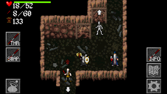 Ananias Mobile Roguelike- screenshot thumbnail
