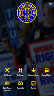 Transport Workers Union- screenshot thumbnail