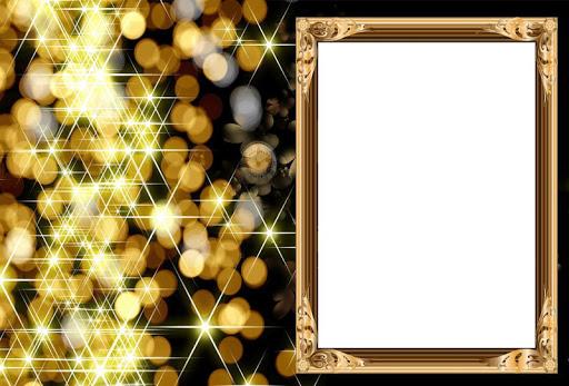 Glitter Frames Photo Effects